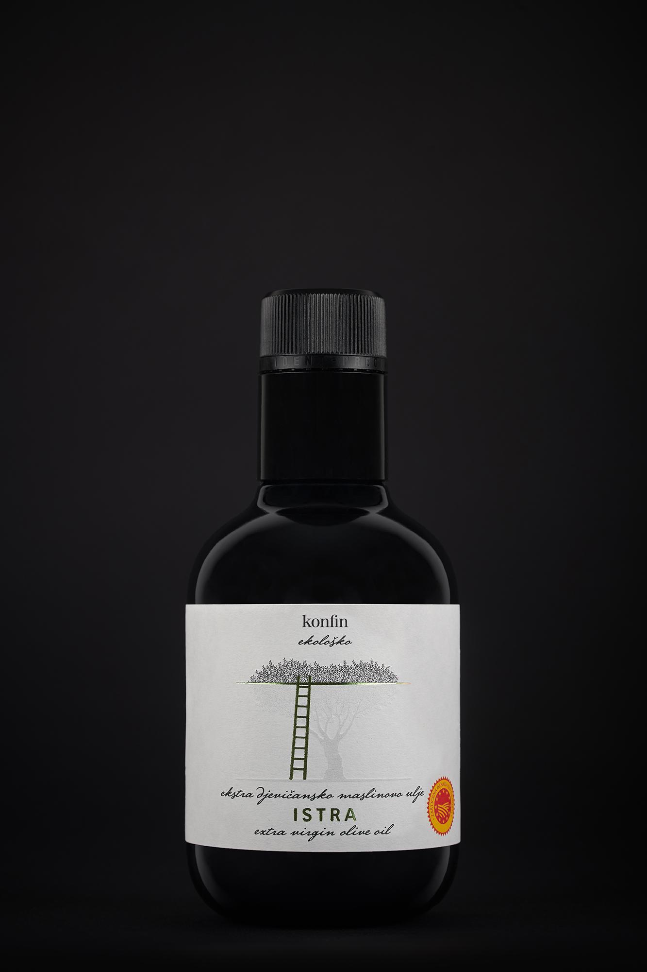 Konfin ekološko ulje 250 ml
